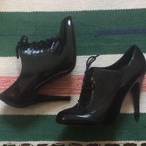 Sexy patent leather Aldo heels